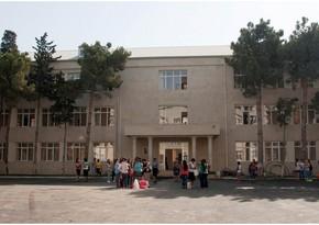 В Баку еще одна школа закрыта из-за коронавируса