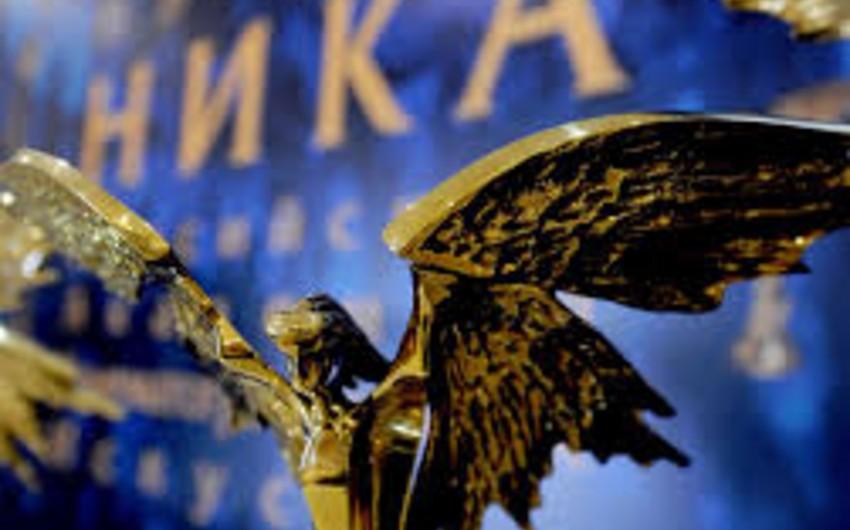 Moskvada Nika kinematoqrafiya mükafatı təqdim edilib