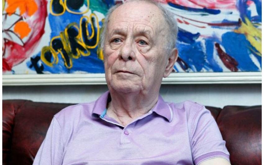 Xalq artisti 80 illik yubleyini reanimasiyada qarşılayıb