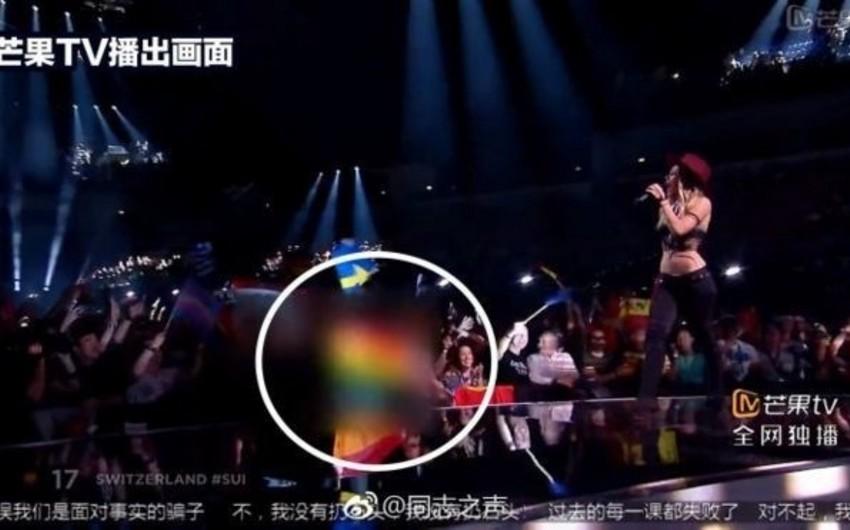 """Çinin Mango televiziyası """"Eurovision""""un yayım hüququndan məhrum edilib"""