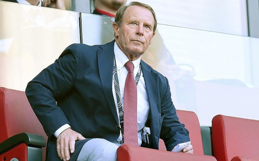 Berti Vogts will pay visit to Baku