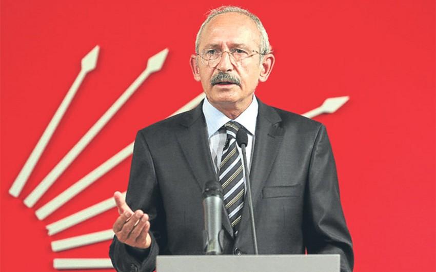 Kamal Kılıcdaroğlu: Hökuməti səslərin 60%-ni qazanan blok qurmalıdır