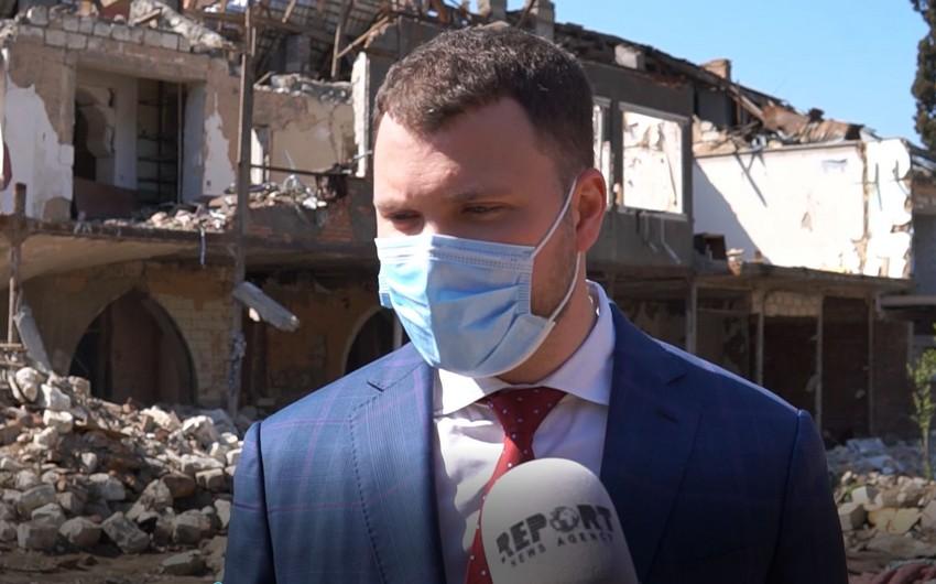 Ukraynalı nazir: Azərbaycan bizim üçün yaxın ölkədir