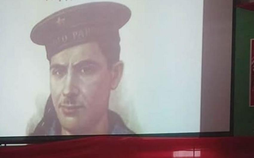 В России состоялось мероприятие на тему Роль Азербайджана в Великой отечественной войне - ФОТО