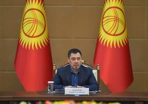 Prezident: Gələn il Türk Şurasına sədrlik Qırğızıstana keçəcək