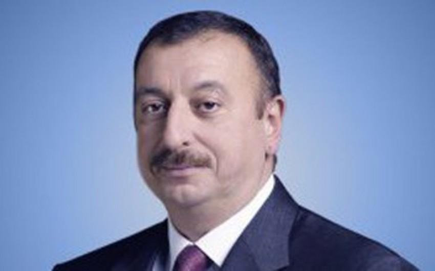 Azərbaycan Prezidenti Norveç kralına təbrik məktubu göndərib
