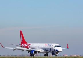 Buta Airways Türkiyənin İzmir şəhərinə xüsusi reyslər həyata keçirəcək