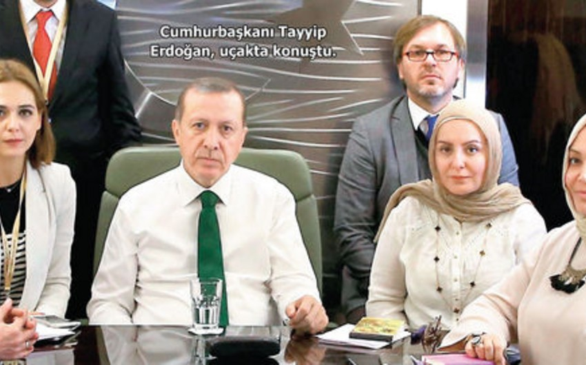 Türkiyə prezidenti: Rusiyada iş adamlarımıza əziyyət verirlər