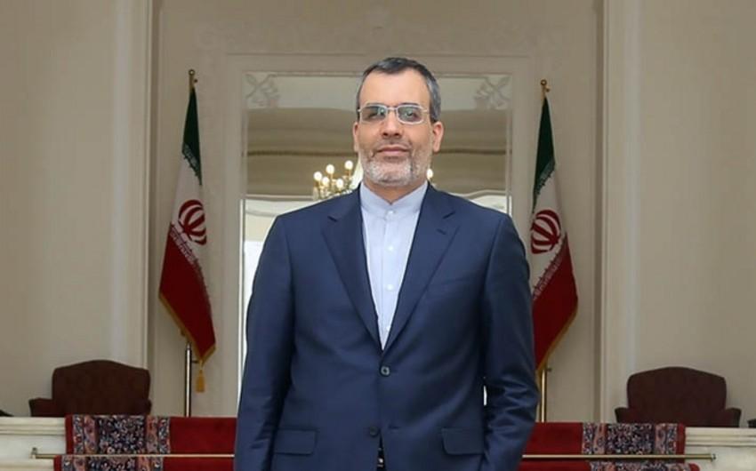 İran XİN rəsmisi: İraqın ərazi bütövlüyü məsələsində bölgə dövlətlərinin birliyi vacibdir