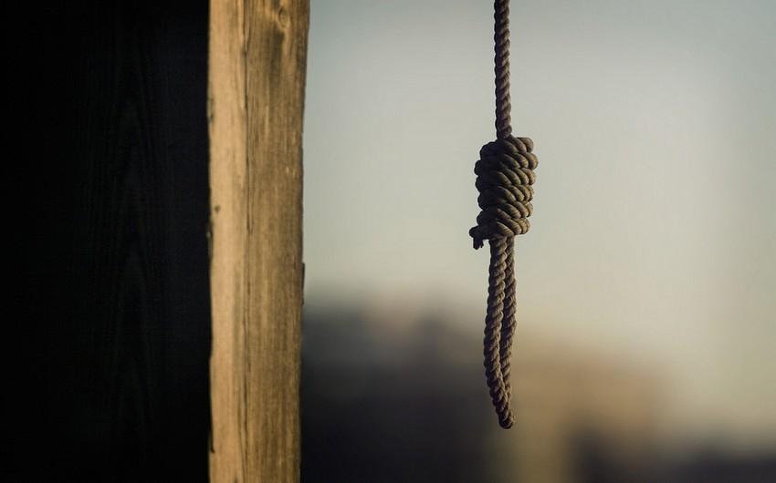 Sulutəpədə 50 yaşlı kişi intihar edib