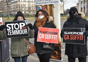 Protest in Paris over anti-Muslim draft law