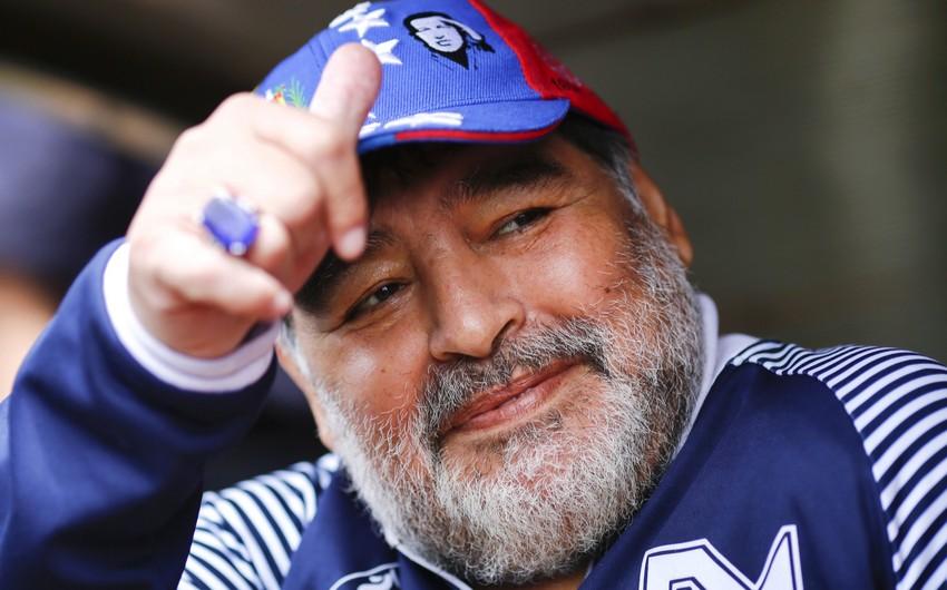 Maradona: Messi və Ronaldu dünyanın ən yaxşı futbolçularıdır