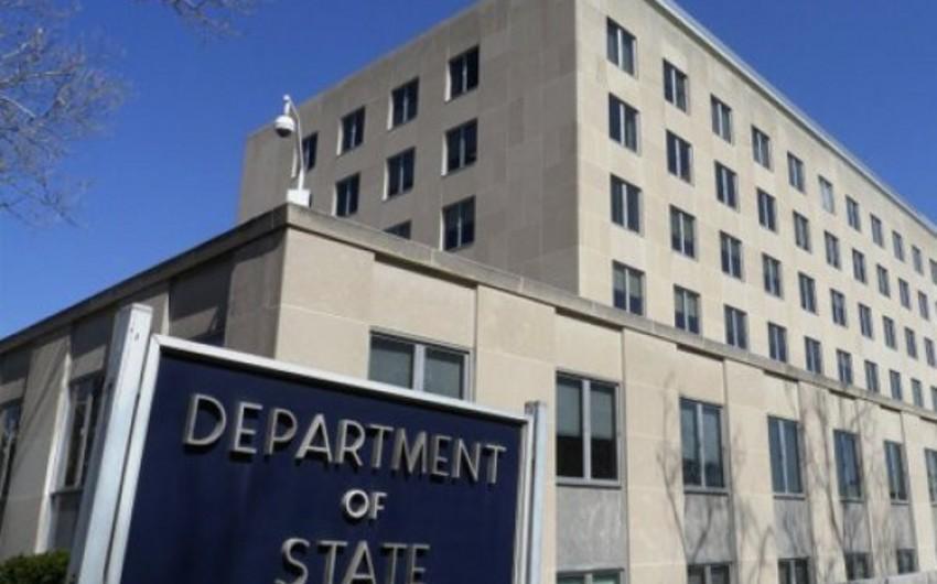 Госдеп США поприветствовал решение о помиловании четырех азербайджанских активистов