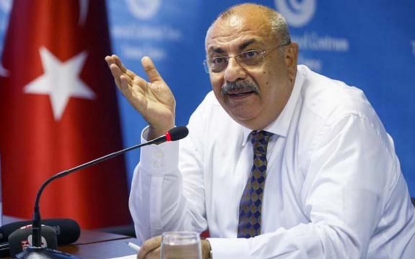 """Hollandiya hökuməti Türkiyə baş nazirinin müavinini """"arzuolunmaz şəxs"""" elan edib"""