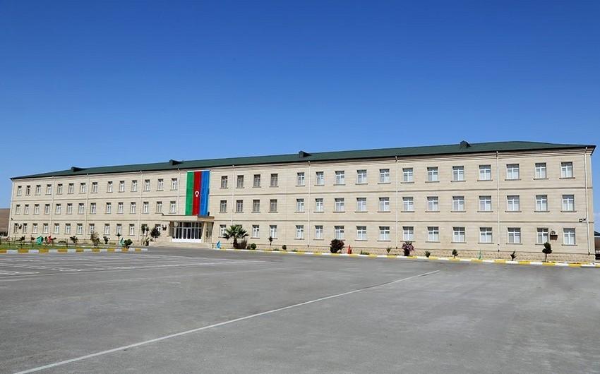 Azərbaycan Ordusunun yeni hərbi hissəsi istifadəyə verildi
