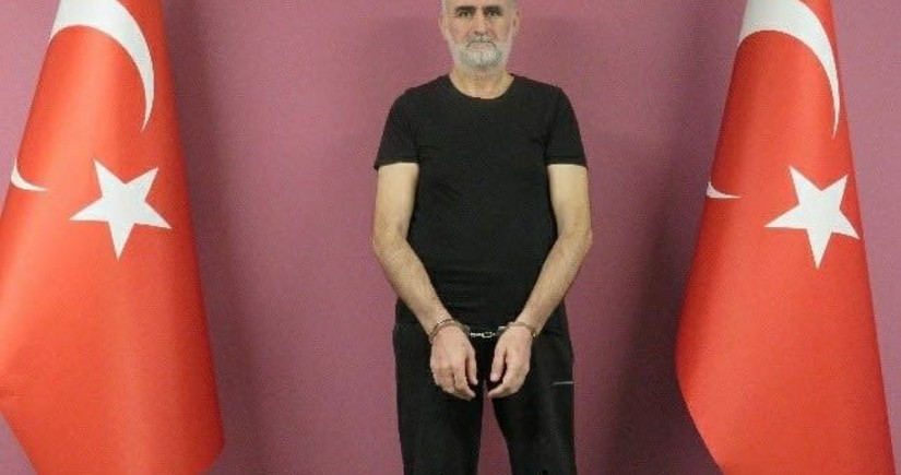 İŞİD-in Türkiyə üzrə məsul şəxsi yaxalandı
