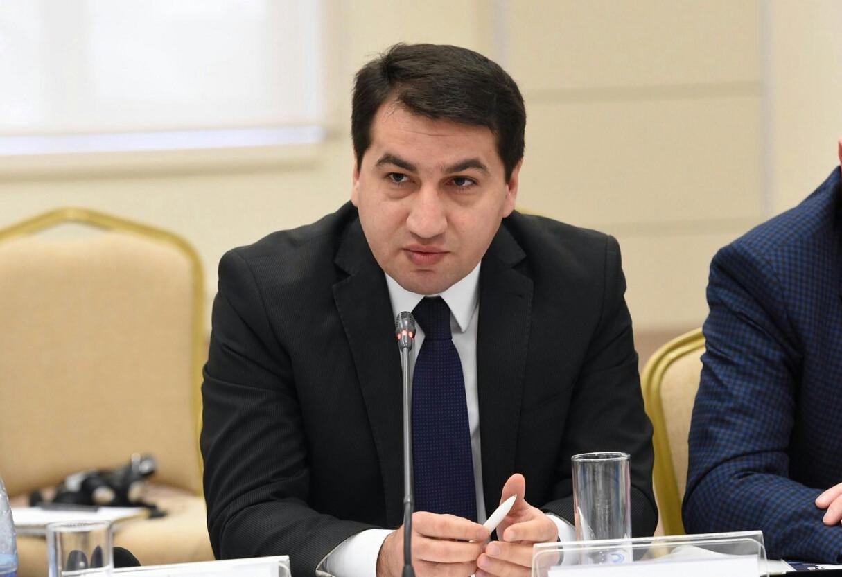 Hikmat Hajiyev: Azerbaijan and EU discuss elimination of visa regime