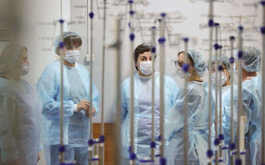 Qırğız Respublikasında koronavirusa yoluxan həkimlərin sayı 100-ü ötdü