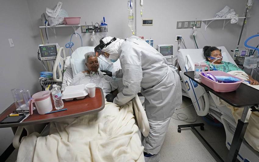 ABŞ-da koronavirusa yoluxanların sayı 3,2 milyonu ötdü