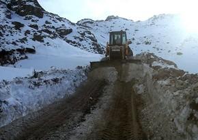 Проводится инженерное обеспечение войск Азербайджана на освобожденных землях