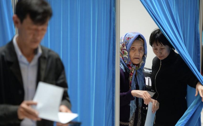 Qazaxıstanda prezident seçkilərində səsvermə sona çatıb