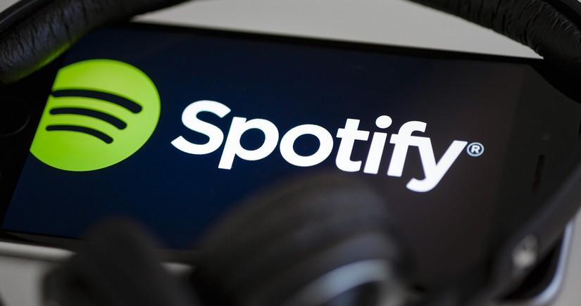 Spotify musiqi xidmətinin işində problemlər qeydə alınıb