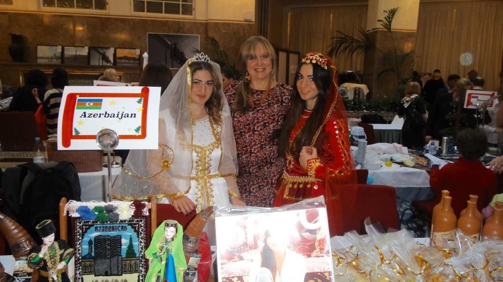 Consulate General of Azerbaijan takes part in international charity fair in St. Petersburg