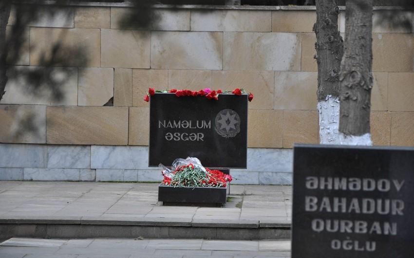 Bakıda 32 naməlum şəhidin məzarı açılıb, nümunələr götürülüb