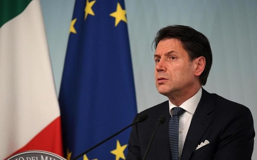 İtaliyada parlament Konte hökumətinin taleyi barədə qərar verəcək
