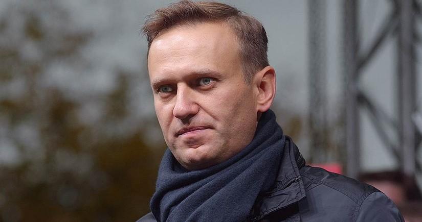 Navalnı Moskvada saxlanıldı