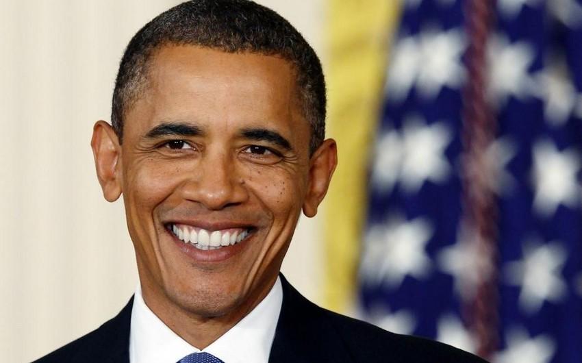 Sorğu: ABŞ əhalisinin yarıdan çoxu prezident səlahiyyətləri başa çatan Barak Obamanı dəstəkləyir