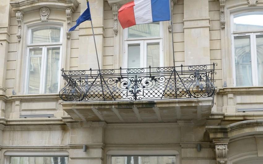 Франция назначила нового посла в Азербайджане