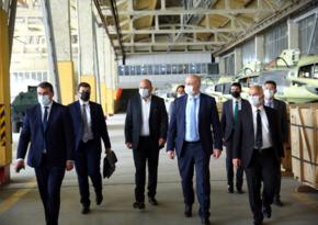 Türkiyə Gürcüstanla birgə hərbi müəssisənin yaradılmasını müzakirə edir
