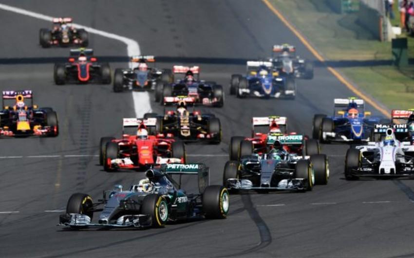 Formula 1 üzrə Avropa Qran Prisinin sərbəst yürüşləri start götürüb