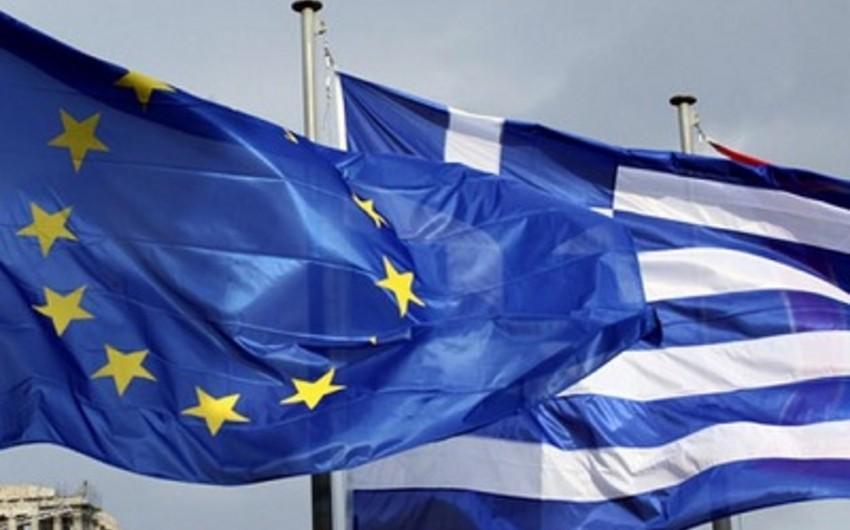 Avropa qrupunun görüşündə Yunanıstana dair qərar qəbul olunmayıb