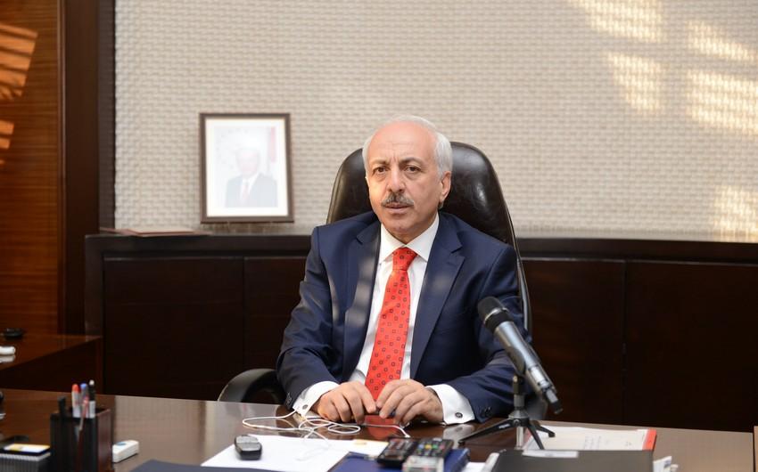 Zeki Gül: Azərbaycanın hər idmançısının uğuru ilə qürur duyuruq