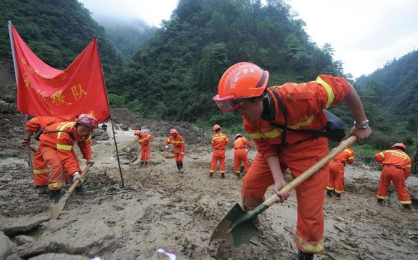 At least 4 die at strong earthquake in China's Xinjiang