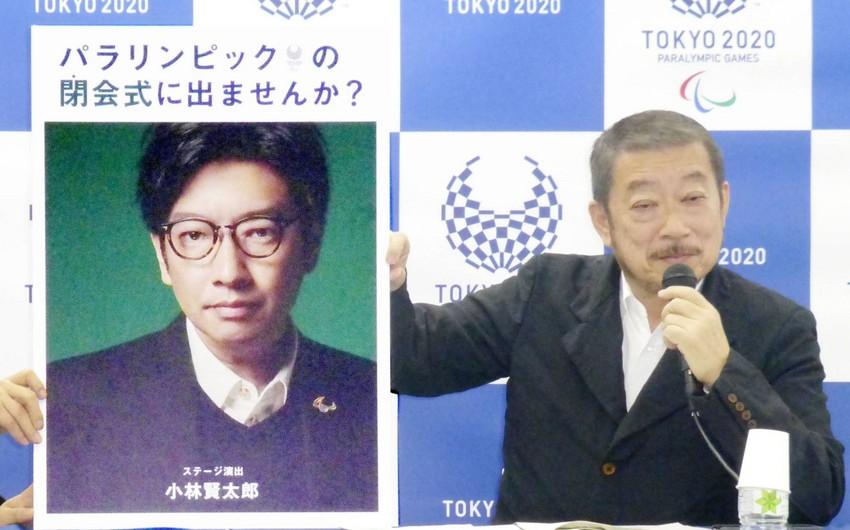 Tokio-2020: Açılış və bağlanış mərasiminin rejisoru tədbirdən kənarlaşdırıldı