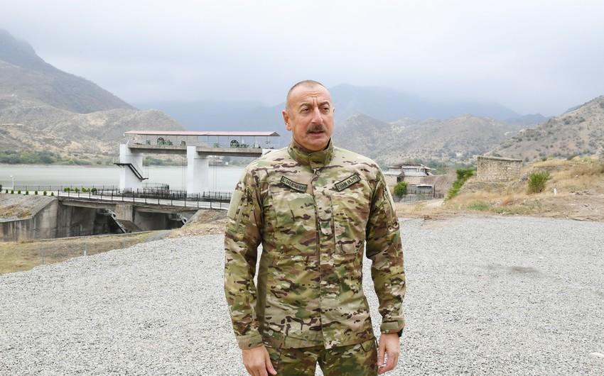 Prezident: Ermənistan ordusunda on mindən çox fərari olub