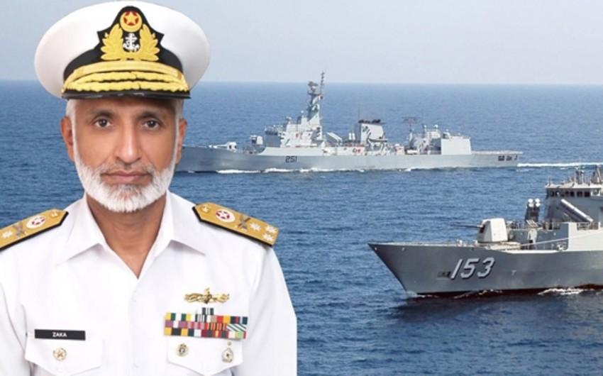 Chief of Naval Staff of Pakistan Navy to visit Azerbaijan