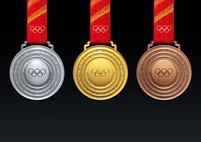 Qış Olimpiya Oyunlarının medalları təqdim olunub