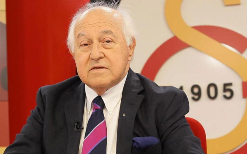 Qalatasarayın sabiq prezidenti vəfat edib