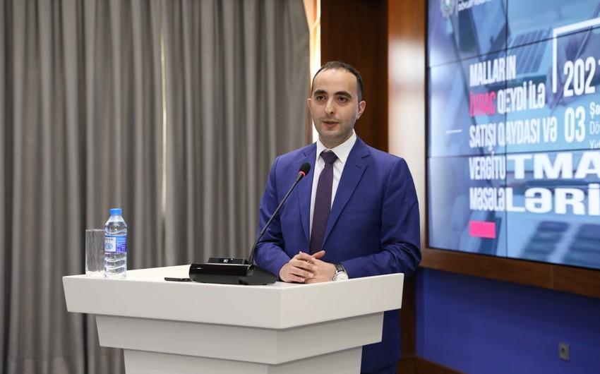 """Nicat Hacızadə: """"Qeyri-neft ixracının artması iqtisadi inkişafın davamlılığına bağlıdır"""