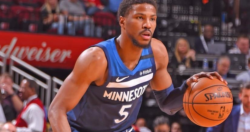 NBA-da basketbolçuya 12 oyunluq cəza verildi