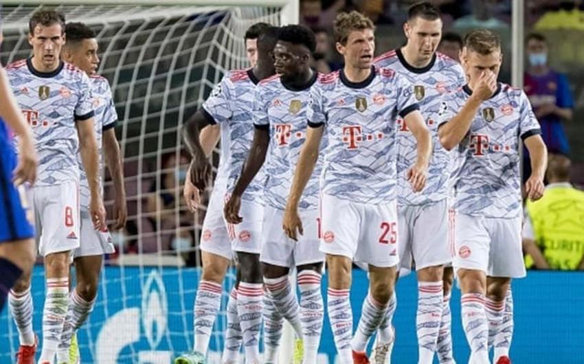 Лига чемпионов: Бавария разгромила Барселону