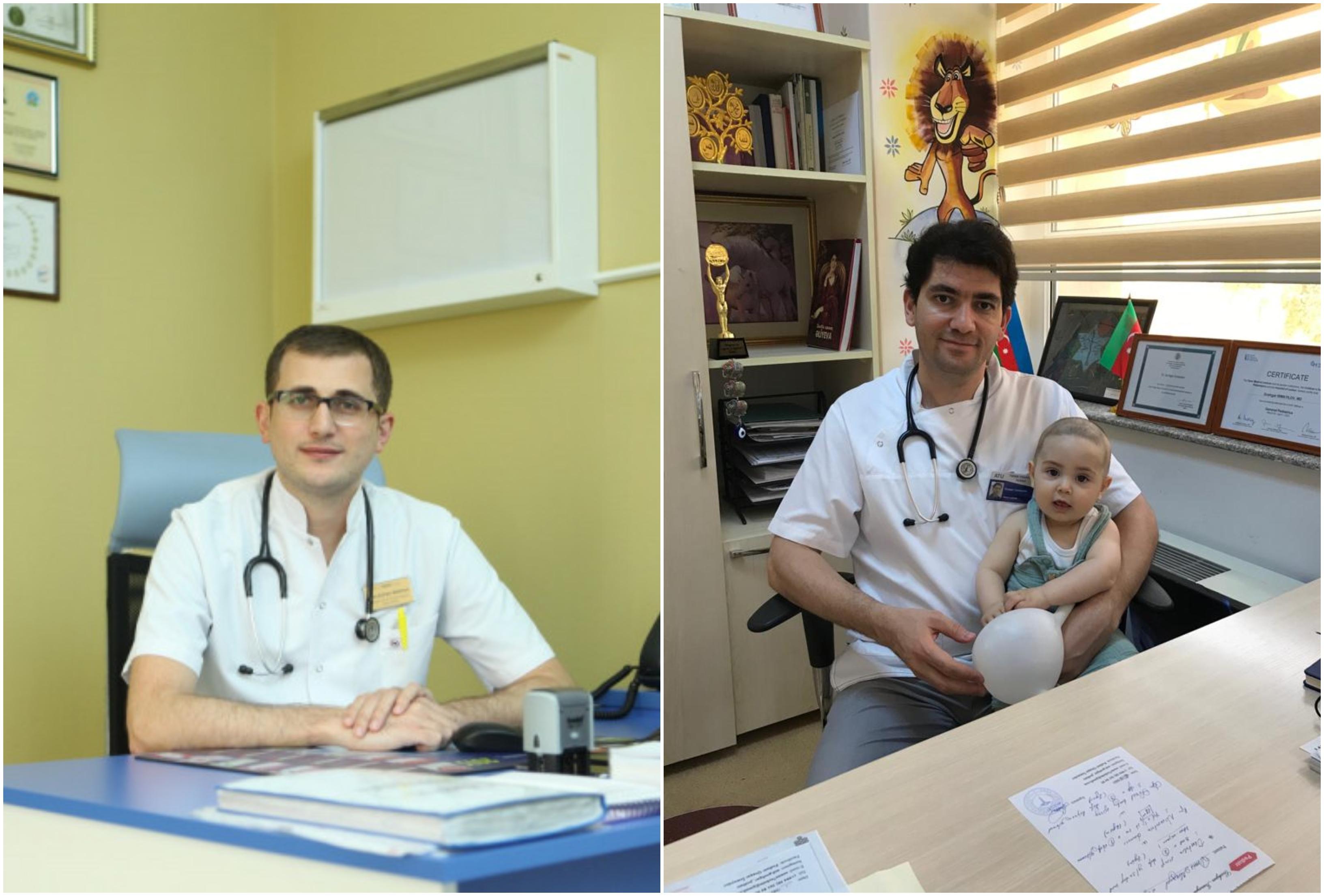 Erkin Rəhimov və Qoşqar İsmayılov
