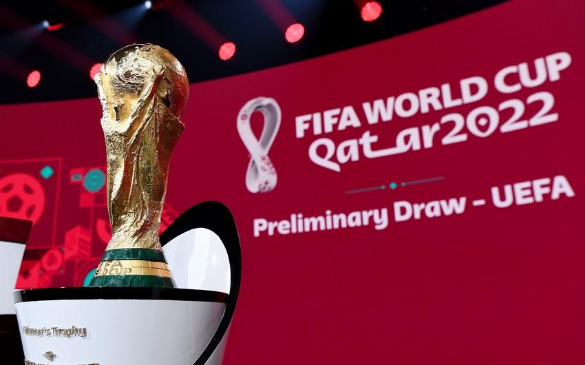 DÇ-2022: İspaniya ev, Fransa və İtaliya səfər matçlarına çıxacaq