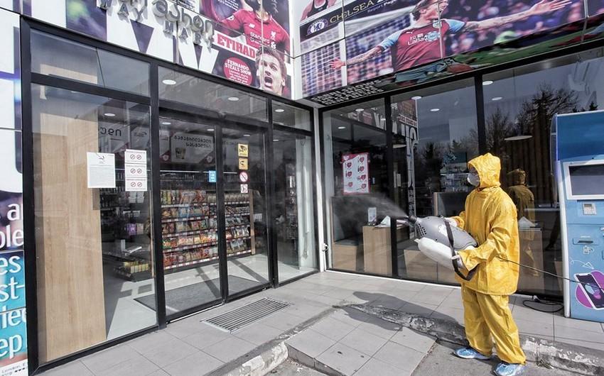 SOCAR-ın Gürcüstandakı YDM-lərində dezinfeksiya işləri aparılır