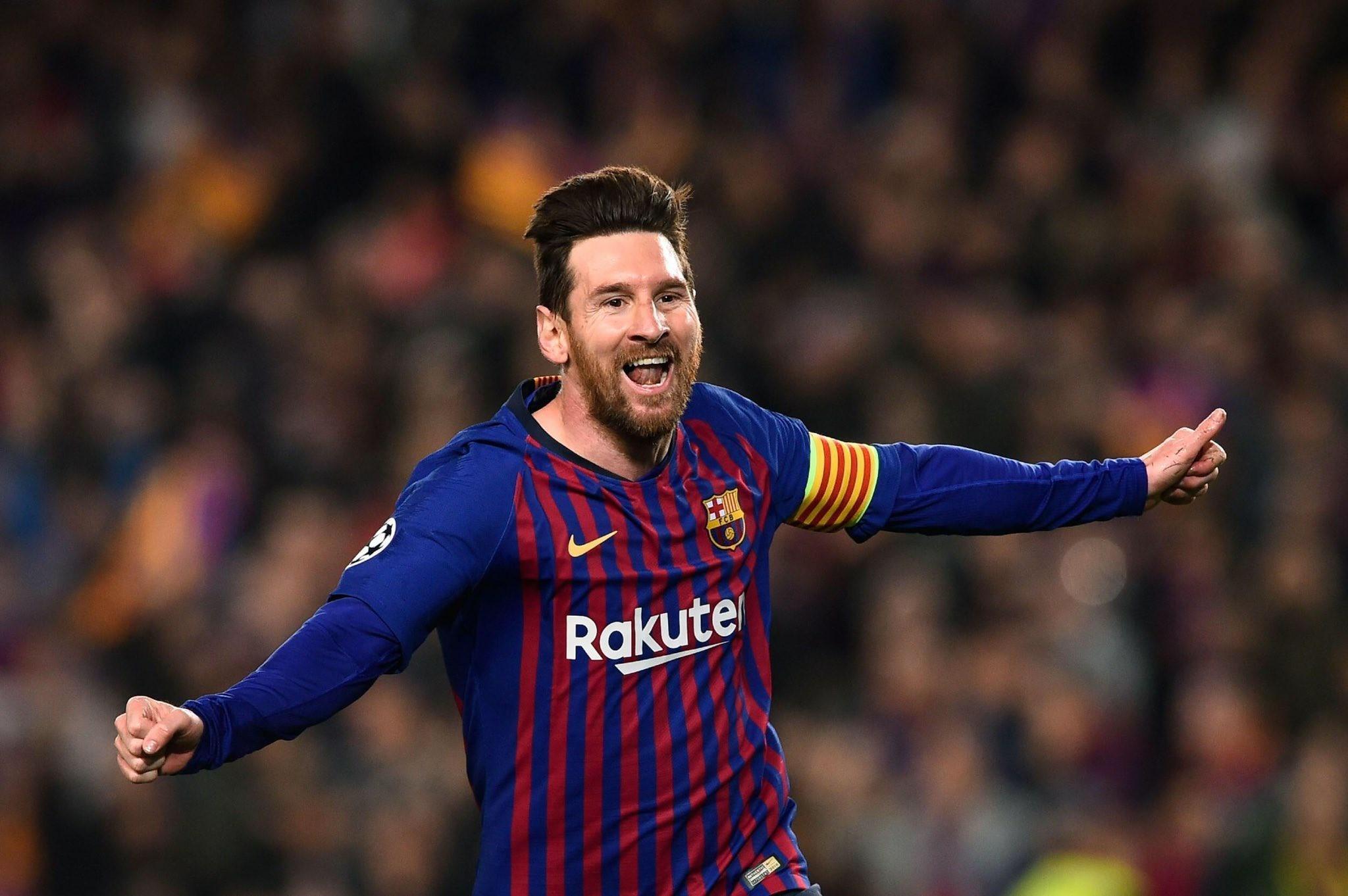 Messi La Liqada daha bir nailiyyətə imza atdı