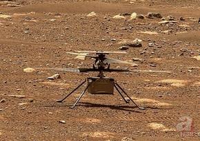 NASA Marsdan yeni fotolar yaydı